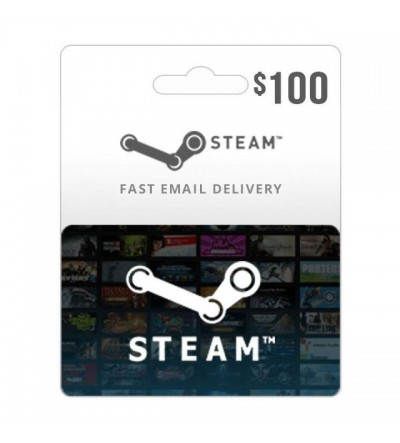 Steam Gift 100$