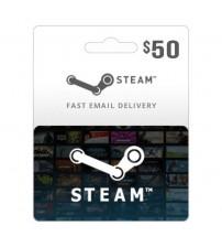 Steam Gift 50$
