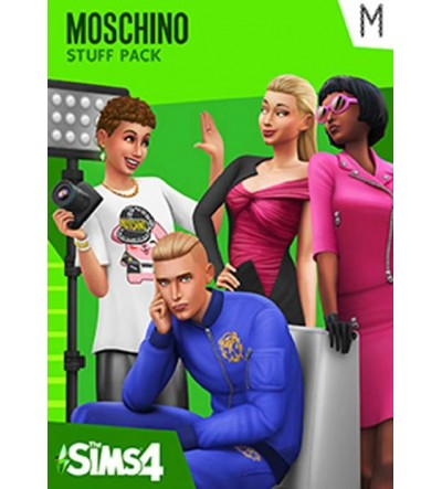 Sims 4 - Moschino SP15