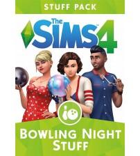 Sims 4 - Bowling Night Stuff