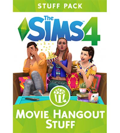 Sims 4 - Movie Hangout