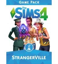 Sims 4 - Stranger Ville