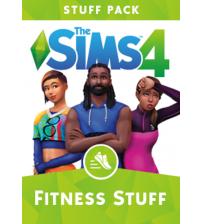 Sims 4 - Fitness Stuff