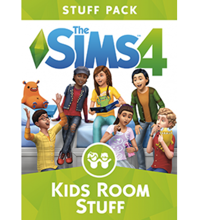 Sims 4 - Kids Room Stuff