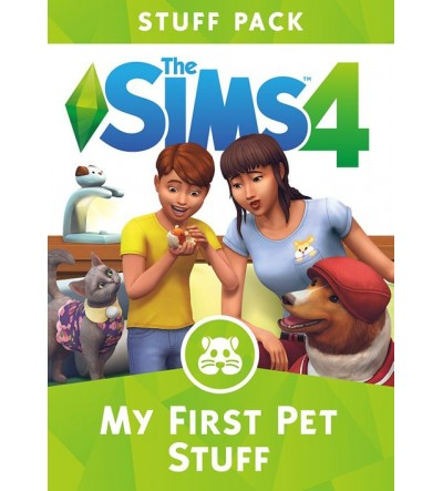 Sims 4 - My First Pet Stuff