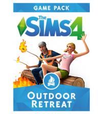 Sims 4 - Outdoor Retreat
