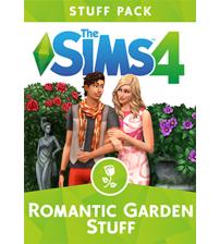 Sims 4 - Romantic Garden