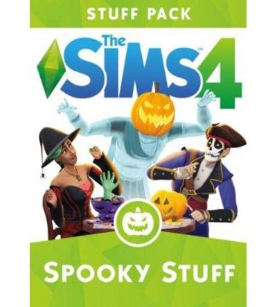 Sims 4 - Spooky Stuff