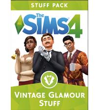 Sims 4 - Vintage Glamour Stuff