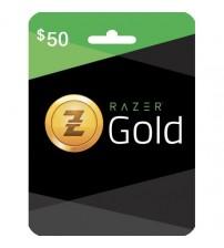 Razer Gold 50$ USA