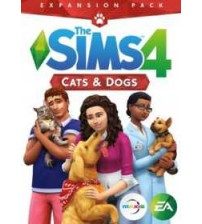 Sims 4 - Cats & Dogs