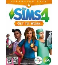 Sims 4 - Get to Work!