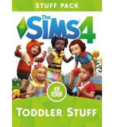 The Sims 4: Toddler Stuff