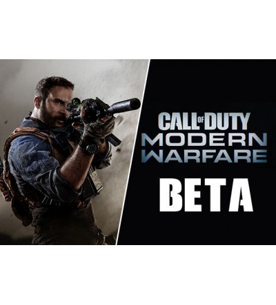 Modern Warfare Closed Beta