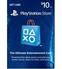 PlayStation Card $10 USA