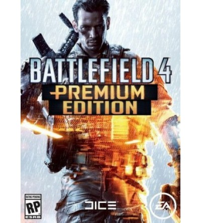 Battlefield 4 Premum Edition