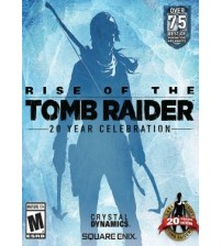 Rise of the Tomb Raider 20th Anniversary