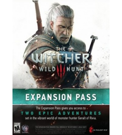 The Witcher 3: Expansion Pass