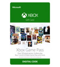 Xbox Game Pass 3 Month