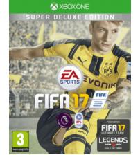 FIFA 17 Super Deluxe Edition Xbox One