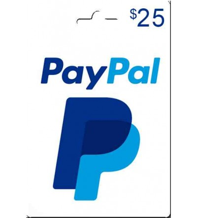 PayPal 25$