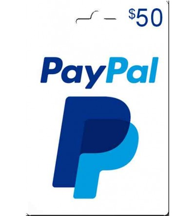 PayPal 50$