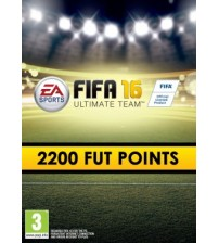 FIFA 16: 2200 FUT points