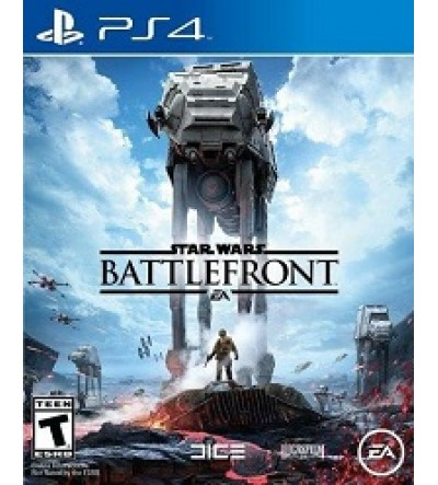 Star Wars: Battlefront PS4