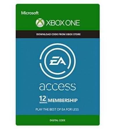 EA Access - 12 Month Subscription